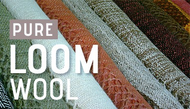 Pure Wool of Loom